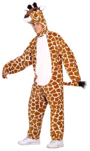 Giraffe Deluxe Plush Adult Costume Size Standard