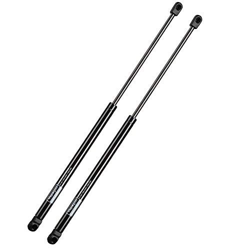 Vepagoo Gas Charged Hatchback Lift Support Strut Compatible with Volkswagen Golf Wagon Jetta Rear Hatch Liftgate Shocks (Set of 2) ()