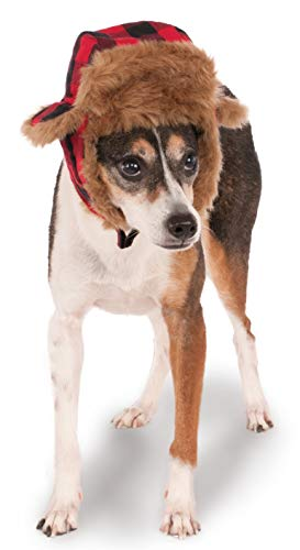 Trapper Pet Hat, Small/Medium]()