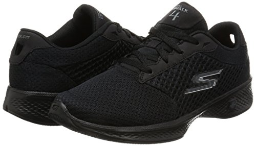 4 Exceed Walk EU Nero 43 bbk Skechers Performance Go qpgqt