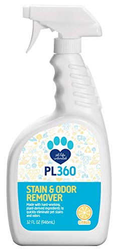 PL360 Plant-Based Pet Stain & Odor Remover, 32 Ounces