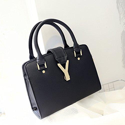 Bag Bag Sqi Shoulder Bag Version Wave Black Spring Fashion Summer Khaki Lady Korean New Girl New Classic HddPgqp