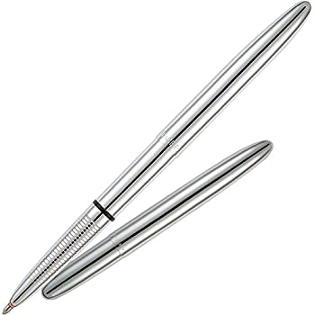 Fisher Space Pen Bullet Chrome Finish, Gift Boxed (400)