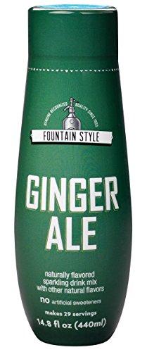 SODAMIX GINGER ALE by SODASTREAM MfrPartNo 1424201010 - Ginger Ale Flavor