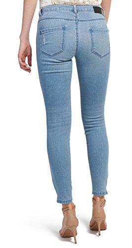 Vaqueros Blue Wash Tailor Medium Para Tom Denim Mujer 5qCSwI