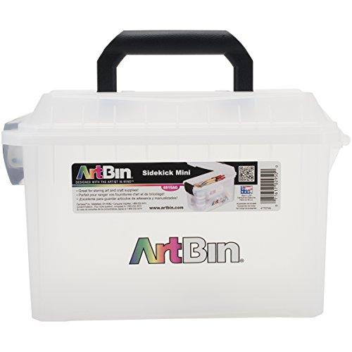 storage bins for art supplies