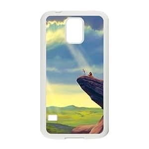The Lion King Hakuna Matata Hard Snap Phone Case Cover for samsung galaxy S5 I9600 case TSL216643
