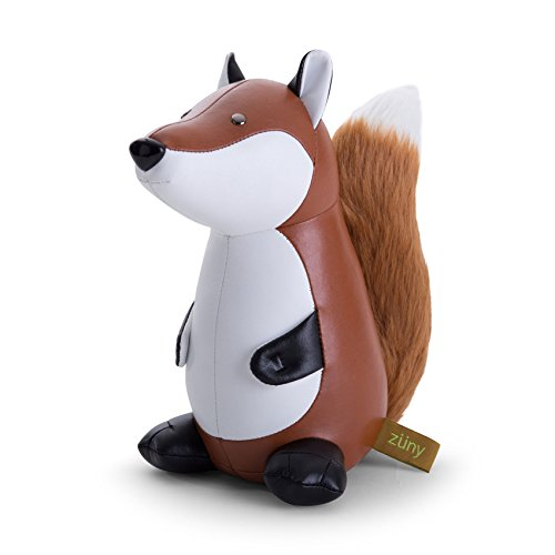 Leather Animal Bookends - 6