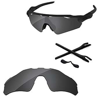 bc8c54db8dd58 Amazon.com  PapaViva Replacement Lenses   Nose Pad for Oakley Radar ...
