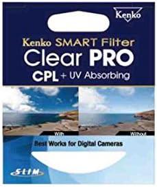 UV Filter for Camera Kenko 49 mm Smart Clearpro CPL
