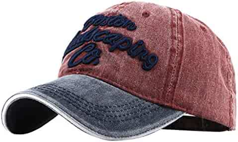 c3180d9f978 Outdoor Cotton Unisex Tigivemen Stitch Embroidered Unisex Baseball Caps  Adjustable White