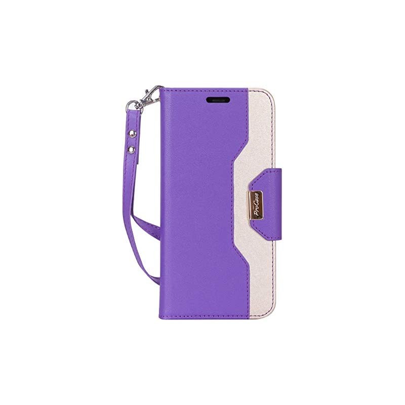 ProCase Wallet Case for iPhone XS Max, F