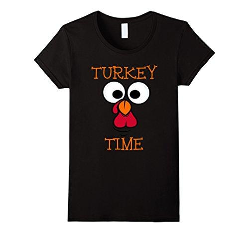 Turkey Funny Thanksgiving Novelty Shirt