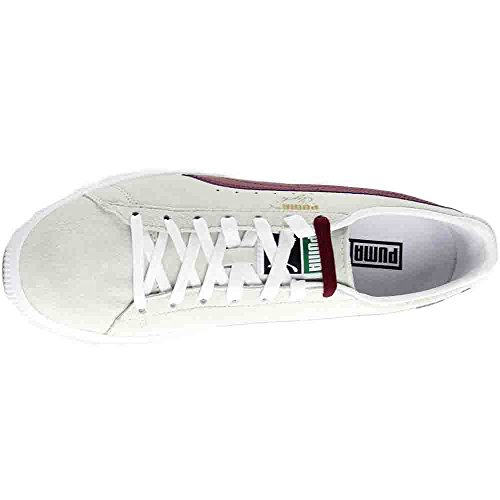 Men's White Clyde Premium Puma Sneakers Select Core Puma CqP51x