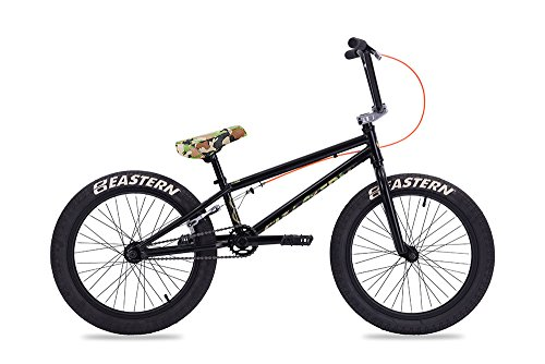 Eastern Bikes BMX Bike - Cobra Black & Camo, 20