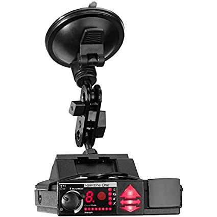 Radar Mount Suction Mount Radar Detector Bracket   Valentine V1 Radar  Detector