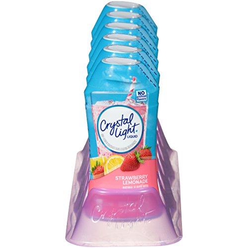 Crystal Light Strawberry Lemonade Servings product image