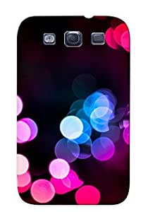 For Case Samsung Galaxy S4 I9500 Cover Abstract Blurred Case - Eco-friendly Packaging