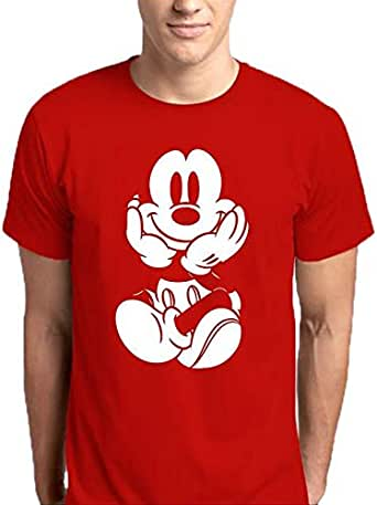 Mickey Mouse T-shirt- Cotton