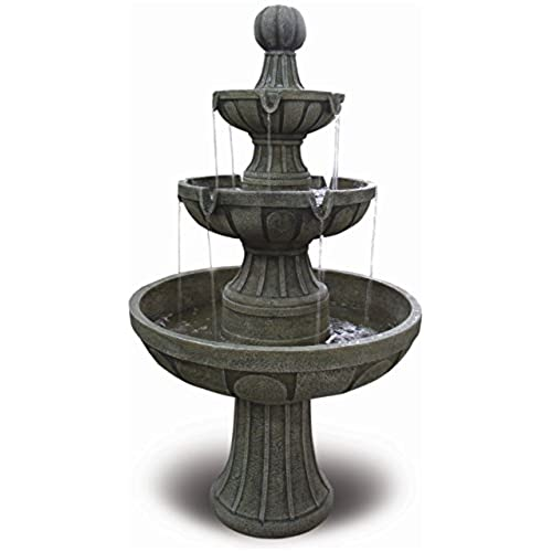 Bond Y97016 Napa Valley 45 Inch Fiberglass Fountain