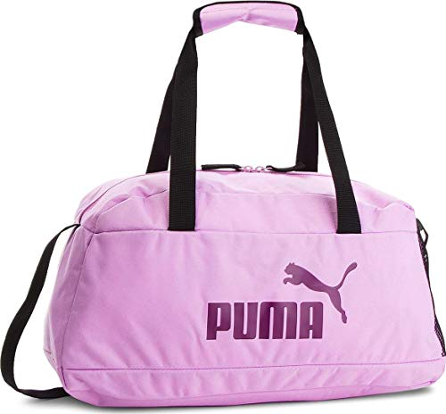 Puma Polyester 46 cms Orchid Travel Duffle (7494206)