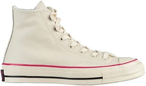Converse Unisex Chuck 70 Street Warmer Shoes Natural Ivory