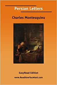 montesquieu persian letters letters 9781425045050 charles 11207 | 41gWdAShN7L. SY291 BO1,204,203,200 QL40