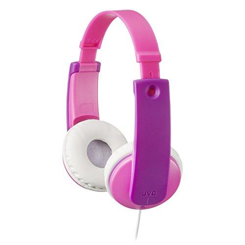 JVC HA-KD7P Over-ear Pink