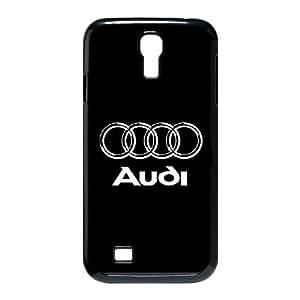 Samsung Galaxy S4 9500 Case Estuche Teléfono Negro AUDI personalizada personalizado U7A6IT