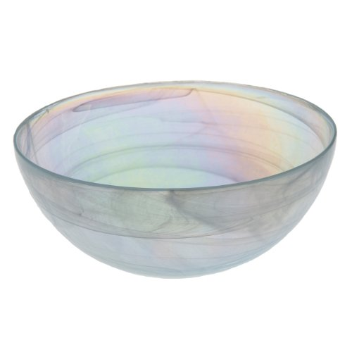 (Abigails Clear Stone Age Bowl, Pearl)