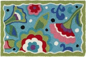 jelly bean memory foam rugs - 2