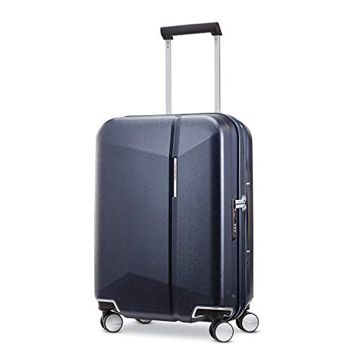 Samsonite Etude Hardside Carry On Luggage with Double Spinne