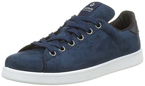 Victoria Deportivo Antelina, Zapatillas de Baloncesto para Mujer Azul (Marino)
