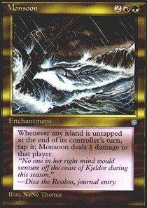 Magic: the Gathering - Monsoon - Ice Age ()