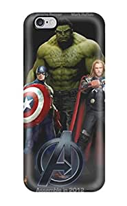 TYH - High-quality Durability Case For ipod Touch5(avengers Poster ) phone case
