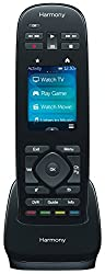 "Logitech Harmony Ultimate One – 2.4"" Touch Screen Universal Remote For 15 Devices"