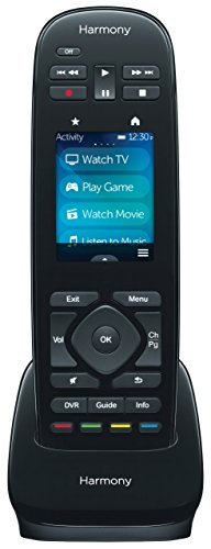 "(Logitech Harmony Ultimate One – 2.4"" Touch Screen Universal Remote for 15 Devices)"