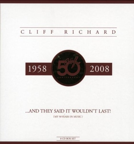 They Said It Wouldn't Last by Richard, Cliff