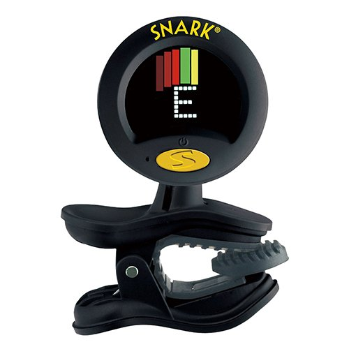 Baritone Saxophone Tuner Pack - Snark SN8 Super Tight All Instrument Tuner Includes Bonus RS Berkeley Baritone Saxophone Cleaning Cloth