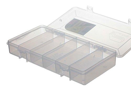 (Plano Molding Co 345026 6 Fixed Compartment Pocket Stowaway Box)