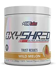 OxyShred by EHPlabs - The World's #1 Fat Burner Thermogenic (Wild Melon)