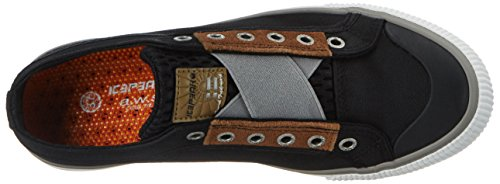 ICEPEAK Wakady, Zapatillas Mujer Negro (Black)
