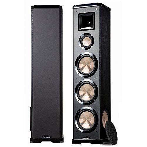 BIC America PL-980L 3-way Floor Speakers - Left by BIC