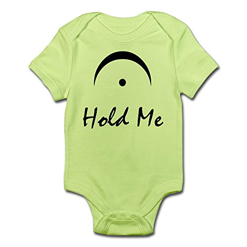 CafePress Hold Fermata Cute Infant Bodysuit Romper