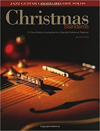 Amazon.com: Christmas Standards: 27 Chord Melody Arrangements in ...