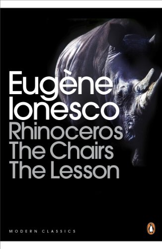 Modern Classics Rhinoceros Chairs Lesson (Penguin Modern Classics) by imusti
