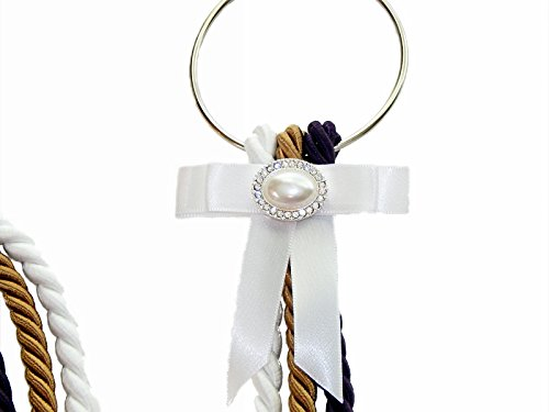 - God's Unity Rope Divinity Ceremony Unity Wedding Braids Silver Ring