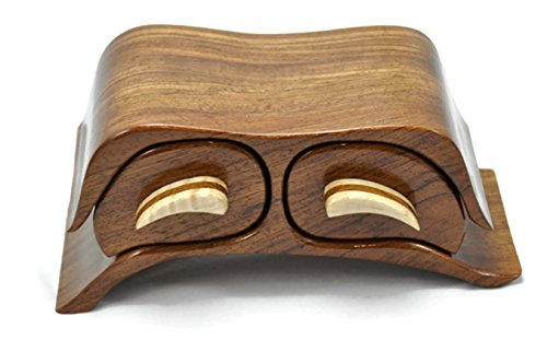 Jewelry Box in Brazilian Cherry & Figured Maple by Artistry In Woodworking