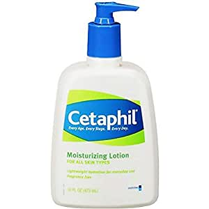 Cetaphil Moisturizing Lotion 20 Fl.oz./591ml - With Pump