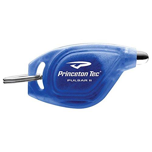 Princeton Tec L.E.D. Pulsar Flashlight Blue Princeton Blue Flashlight